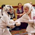 Liberty Games Youth Sparring