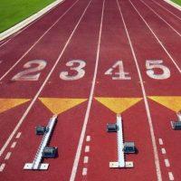100m Start Line II