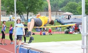 President's Open 16 (McNamara High Jump)300